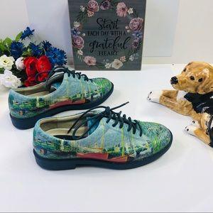 "ICON ""Red Boats"" Jolie-471 Golf & Walking Shoe"